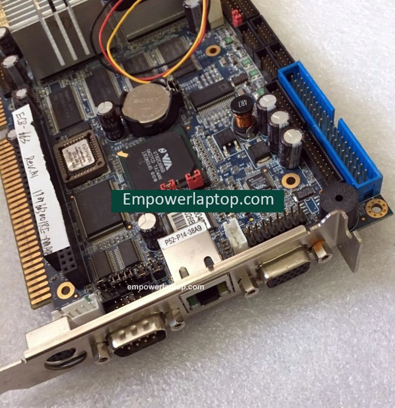 ECB-663 Rev.A1 industrial motherboard