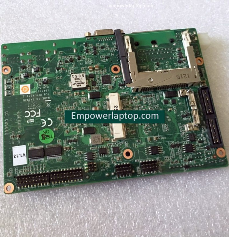 PCB REV.A101-2 19A6527001 MIO-5270 MIO-5270D industrial motherboard