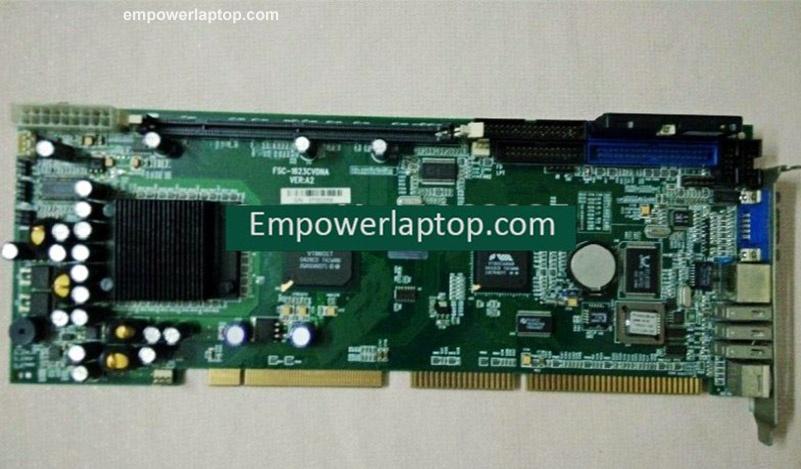 FSC-1623CVDNA industrial motherboard with 1-VGA, 1-keyboard port, 3-USB ports, 1-LAN