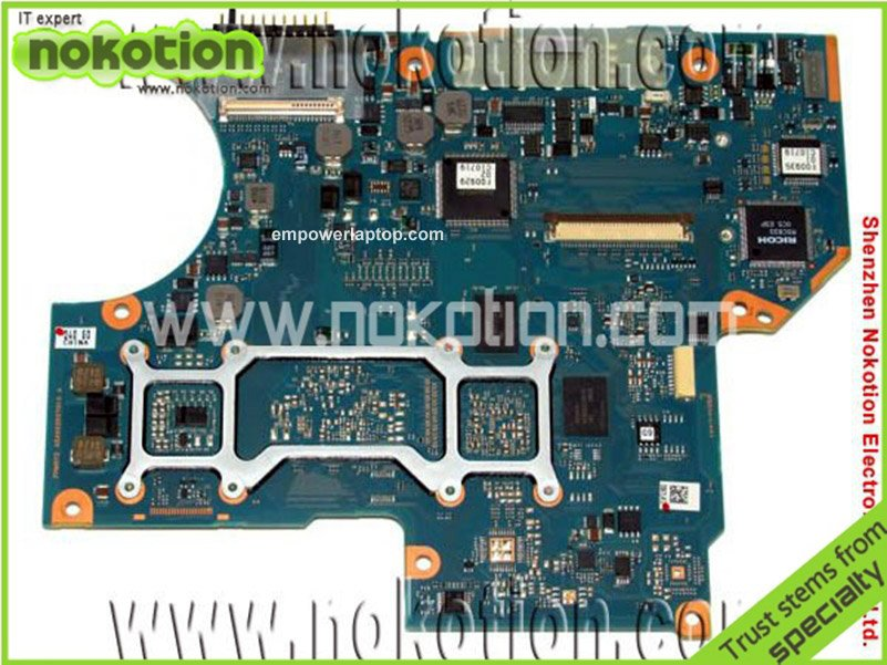 Laptop Motherboard for Toshiba R10 series FMWSY2 A5A002507010A s DDR3 Mainboard