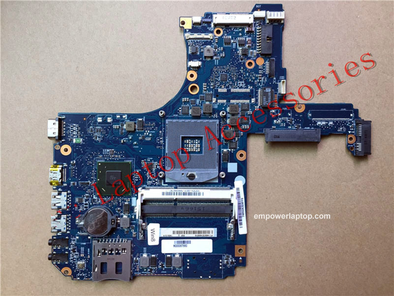 H000067660 for Toshiba Satellite S55T S55-A notebook Motherboard DDR3 100%