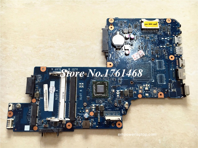 MOUGOL For Toshiba C50 C50D C50D-A Laptop motherboard PT10AN mainboard 100%