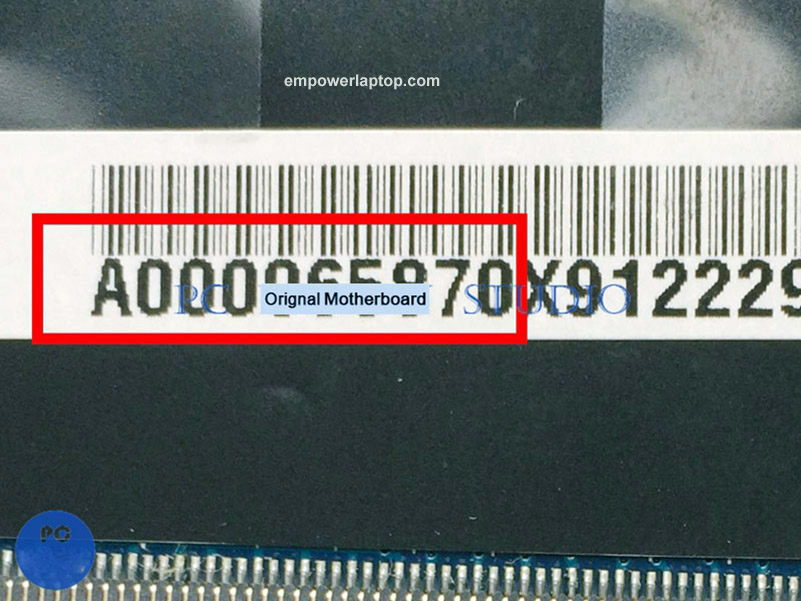 for Toshiba Satellite T110 Laptop Motherboard Pentium DC SU2700 1.3GHz A000065870 DA0TL1MB8D0