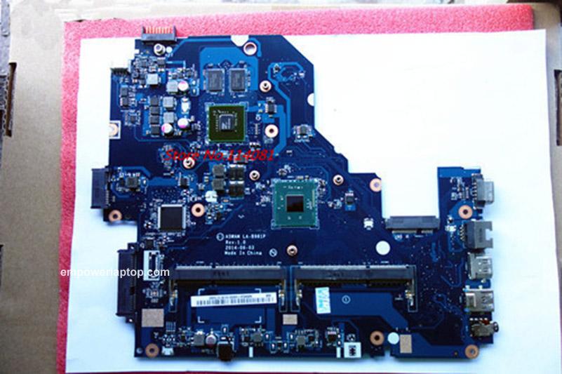 Acer Motherboard Nbmqx11005 Nb Mqx11 005 E5 511 E5 511g A5wam La B981p