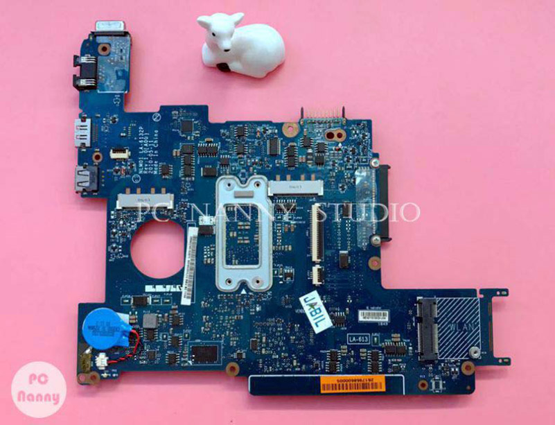 CN-049XN3 NLM01 LA-6132P 49XN3 049XN3 Dell Inspiron 1120 M101Z Laptop Motherboard Mainboard works