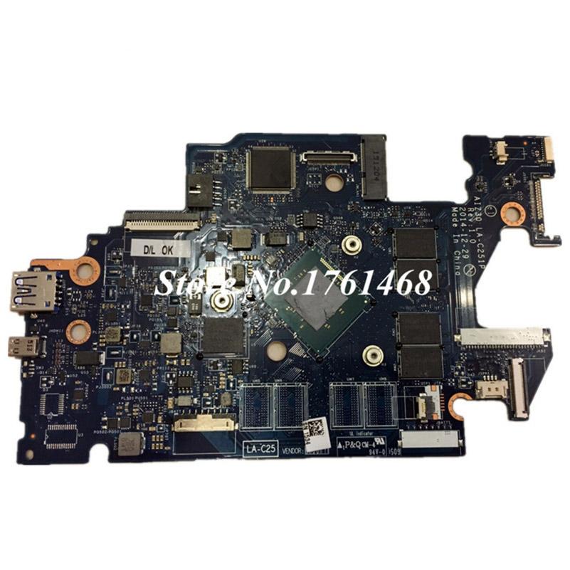 MOUGOL For Lenovo S21E-20 Laptop motherboard LA-C521P mainboard N2940 CPU 100%