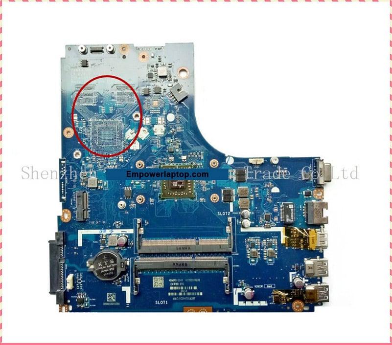 For Lenovo B50-45 Laptop Motherboard mainboard EM6010 E1-6010 CPU LA-B291P 100%
