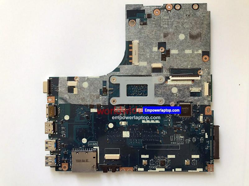 Classy Laptop Motherboard For Lenovo Ideapad B50-45 N50-45 Motherboard CPU A6-6310 DDR3L ATI 8500M R4 ZAWBB LA-B291P