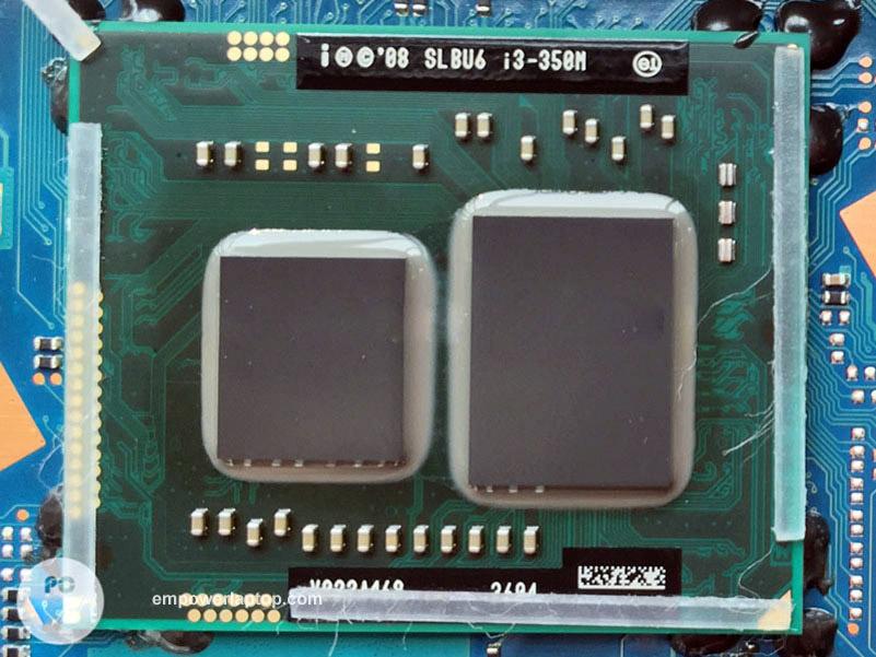 for TOSHIBA PORTEGE R705 SYSTEM BOARD I3-350M P000532330 Motherboard