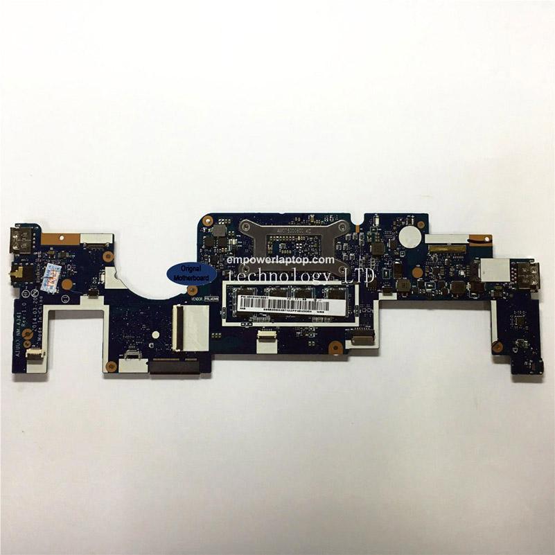 För Lenovo Yoga2 11 Laptop moderkort AIUU3 NM-A341 Yoga 2 11 Moderkort med I5 CPU 100% God arbetsmiljö