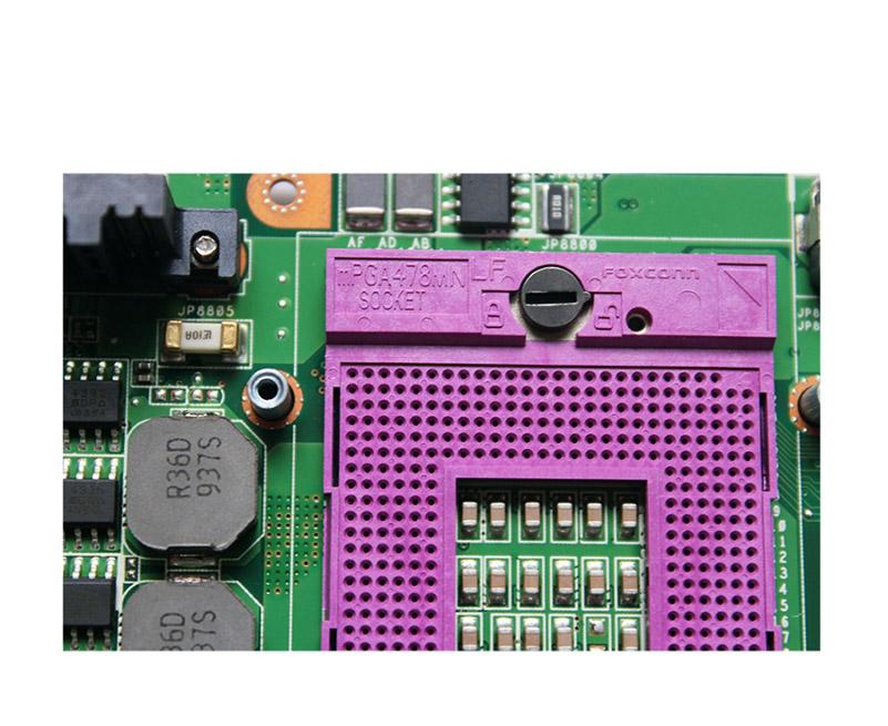 For Lenovo SL300 SL400 SL500 laptop Motherboard DDR2 GM45 43Y9254 REV:2.3 P/N:08N1-06Z0G00 mainboard 100% working