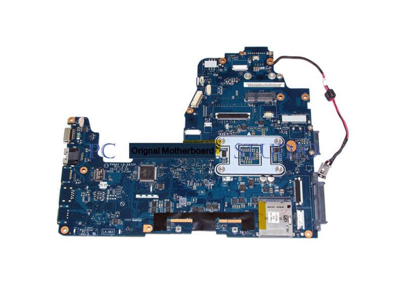 K000125610 PHQAA LA-6832P for Toshiba Satellite A655 Motherboard