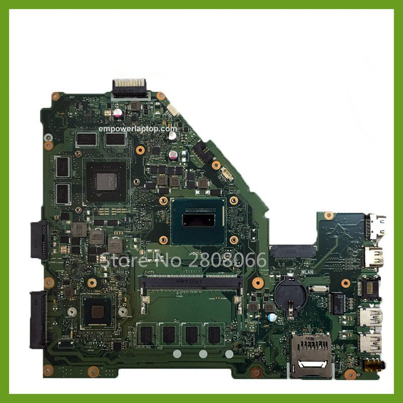 Asus Motherboard X550JX Rev20 With Graphics Card