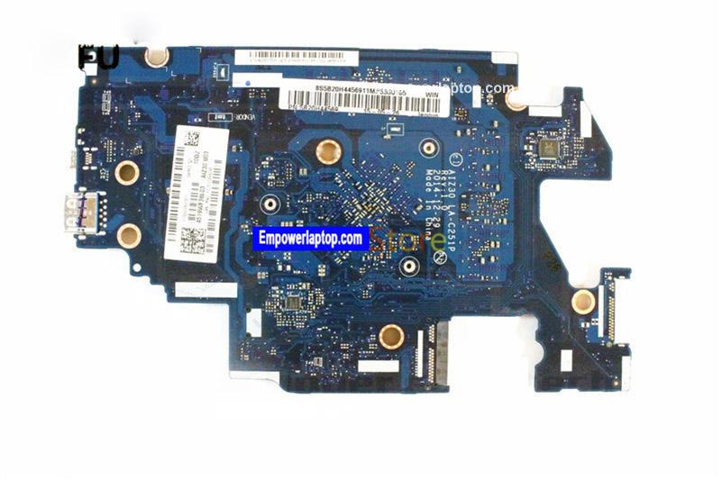 FOR Lenovo IdeaPad S21e-20 S21-e Laptop Motherboard 5B20H44569 LA-C251P W 2GB RAM 32G SSD N2840 CPU