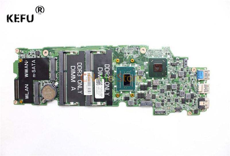 Dell Inspiron 5323 Laptop Motherboard N4XF1 0N4XF1 CN-0N4XF1 DA0V07MBAD1 W i7-3537U