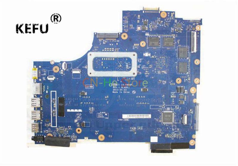 Dell Inspiron 17R 3737 5737 Placă de bază pentru laptop DYFMW 0DYFMW CN-0DYFMW LA-9984P i7-4500U 216-0846000 GPU