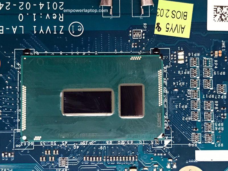 Superior Motherboard For Lenovo Y40-80 Motherboard SR23W i7-5500U ZIVY1 LA-B131P DDR3L 100%