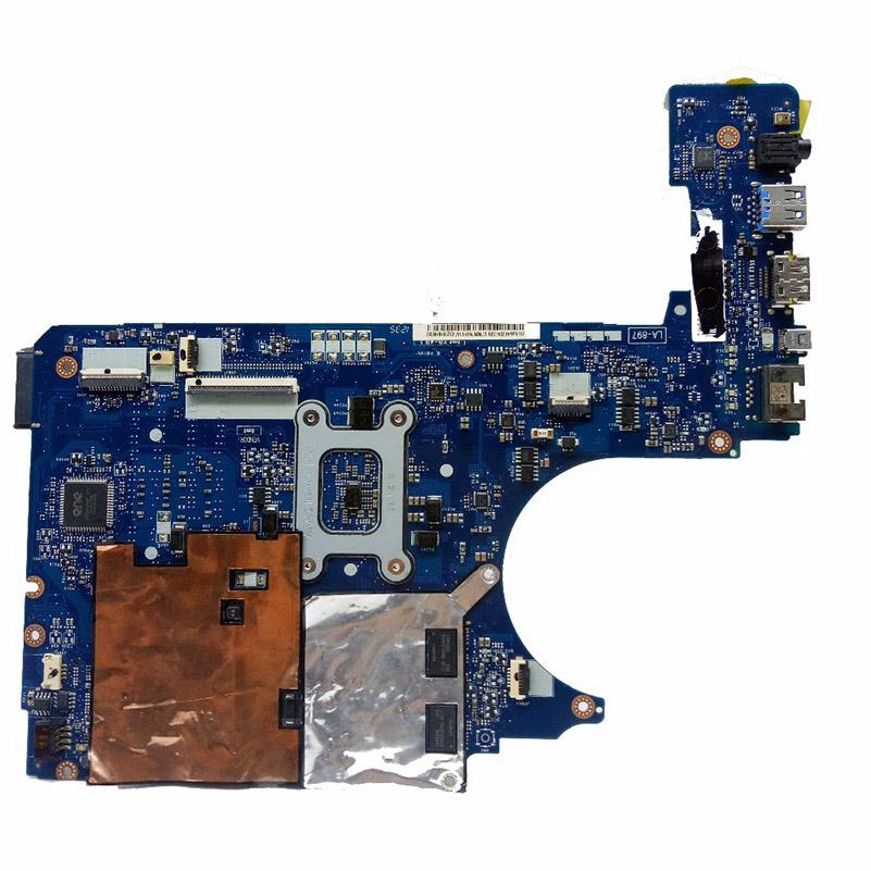 High Laptop Motherboard For Lenovo U510 LA-8971P i5-3317u 1.70GHz HM77 GT620M Mainboard 100% Fast Ship