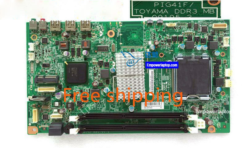 For Lenovo A70Z A7000 E4980I E4960I AIO Motherboard PIG41F L-IG41S2 Mainboard 100% fully work