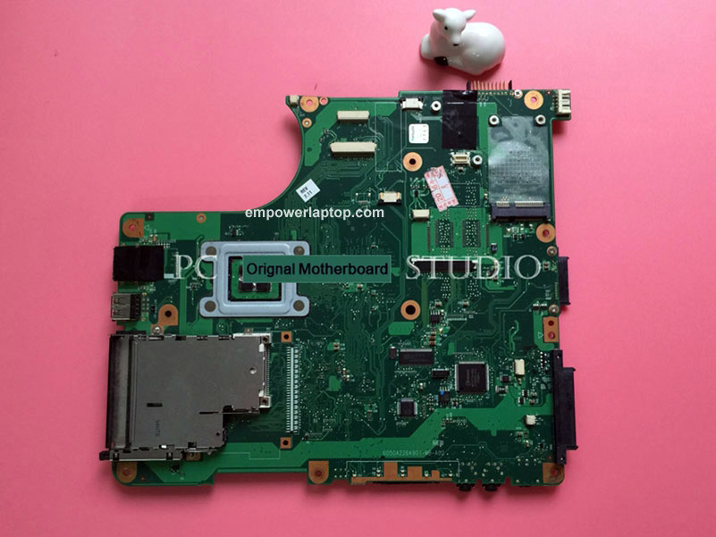 V000148340 6050A2264901 for Toshiba Satellite L355 L355D Laptop Motherboard s478 gl40 & free cpu works