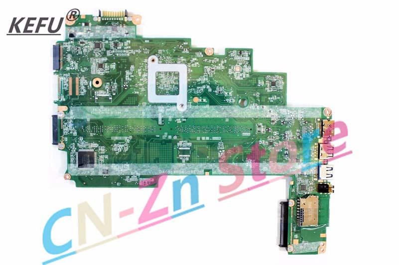 FOR Toshiba L50 L50-C laptop motherboard A000394160 DA0BLXMB6G0 N3700 CPU