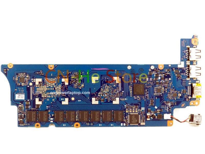 FOR Toshiba KIRA ULTRABOOK 13.3 v832 laptop Motherboard GMA HD4000 HM76 FRHESY2 A3420A w/ i5-3337U and 8G RAM
