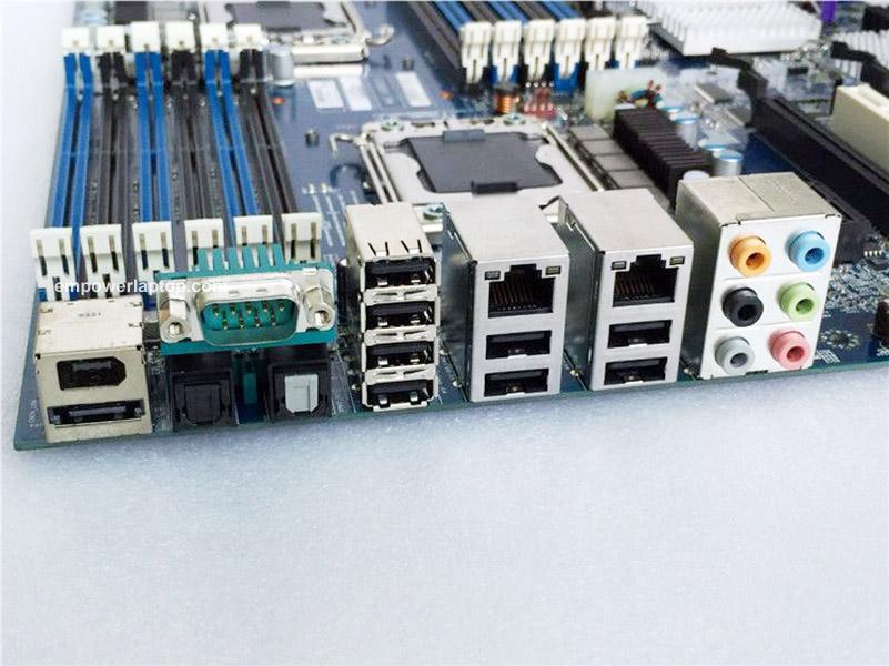 71Y8826 For Lenovo ThinkStation D20 Motherboard X58 LGA1366 Mainboard 100% fully work