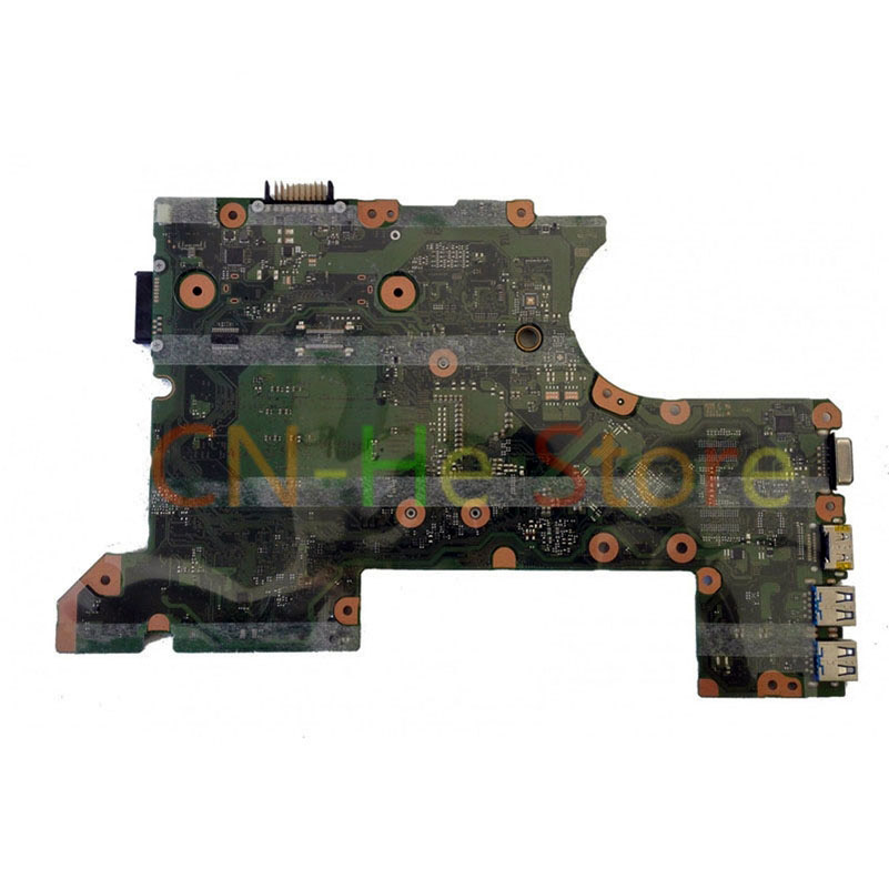 FOR TOSHIBA TECRA C50-C Laptop motherboard FAEPSY4 A4097A Integrated Graphics W/ I5-5200U CPU