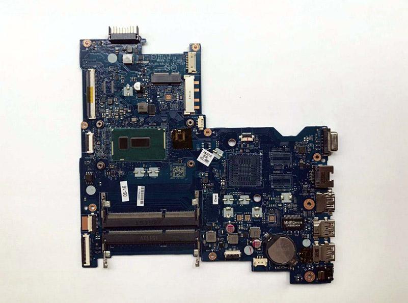 HP motherboard 15-AC 824453-001 AHL50 ABL52 LA-C701P