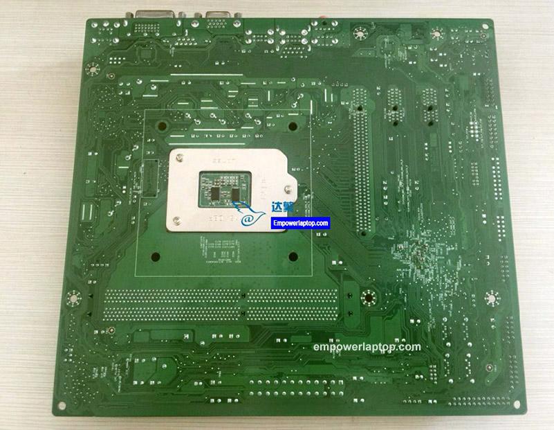 For Lenovo M4330 M4350 Desktop Motherboard IH61M V:1.0 32NM LGA1155 Mainboard 100% fully work