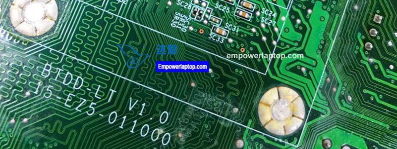 För Lenovo Erazer D320 H500 G5000 Desktop moderkort CIBTI BTDD-LT 15-EZ5-011000 moderkort 100% fungera fullt ut