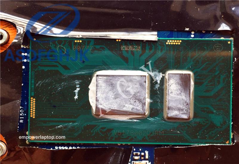 Laptop moderkort 15202-SC FÖR Lenovo för Thinkpad T550 T550P Moderkort 448.06D04.00SC i7-6600 DDR3L ointegrerade