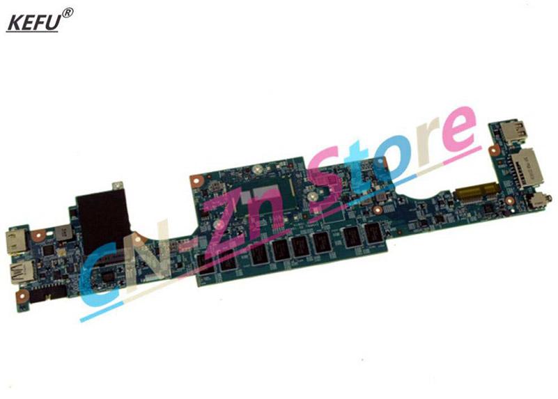 Dell Inspiron 14 7000 SERIES 7437 DOH40 Laptop motherboard RKNM5 DP/N 0W5PG0 W5PG0 w/ i5-4210U 6GB RAM