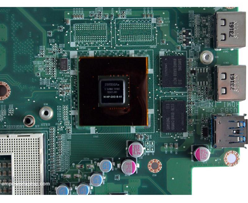 for Lenovo IdeaCentre A730 all-in-one motherboard PGA947 GT740M DA0WY1MB8E0 DDR3 Intel HM86