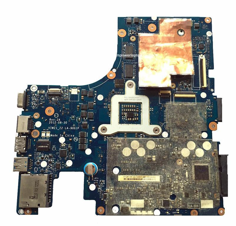 FOR Lenovo Z400 Laptop motherboard HM76 DDR3 FRU 90002106 VIWZ1 LA-9061P GT635M 2GM MainBoard 100% Fast Ship