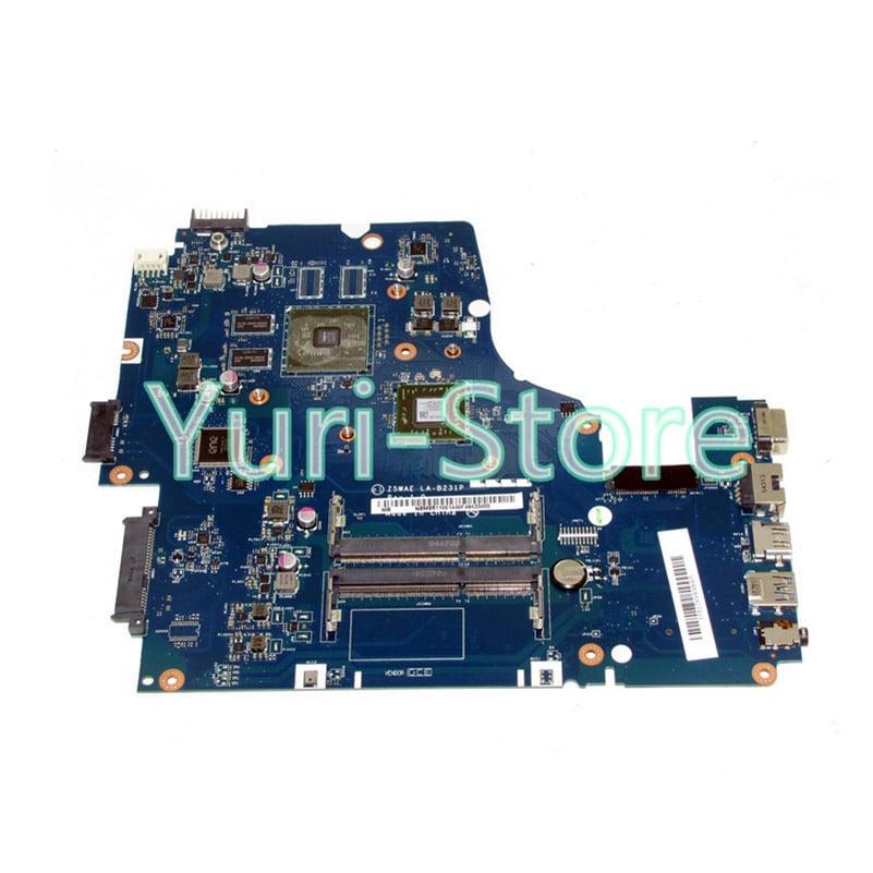 Acer motherboard  Z5WAE LA-B231P E5-521 E5-521G NBMS511001 NB.MS511.001