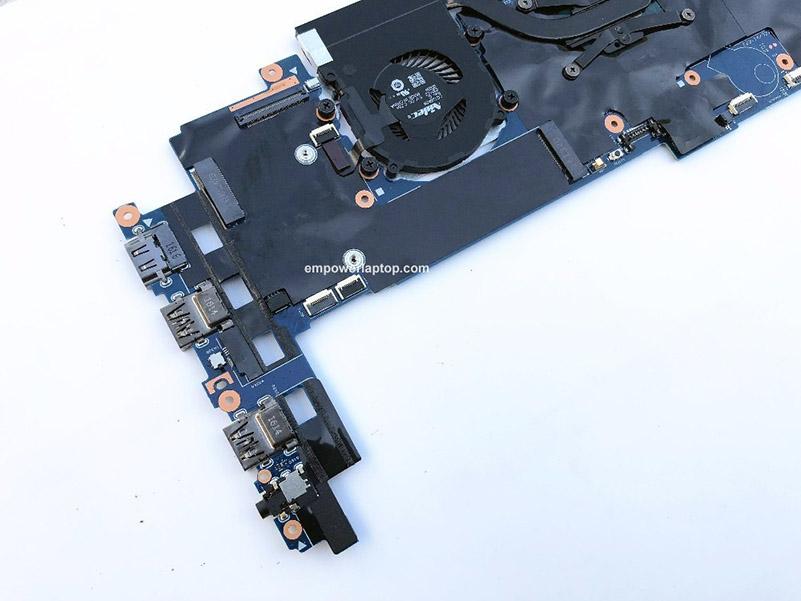 Original 01AX813 For Lenovo ThinkPad X1 Carbon Laptop Motherboard 14282-2M LRV1 448.04P16.002M I7-6600U 16GB RAM