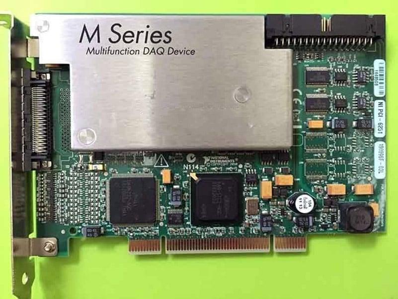 PCI-6251 M Series Multifunction DAQ Device