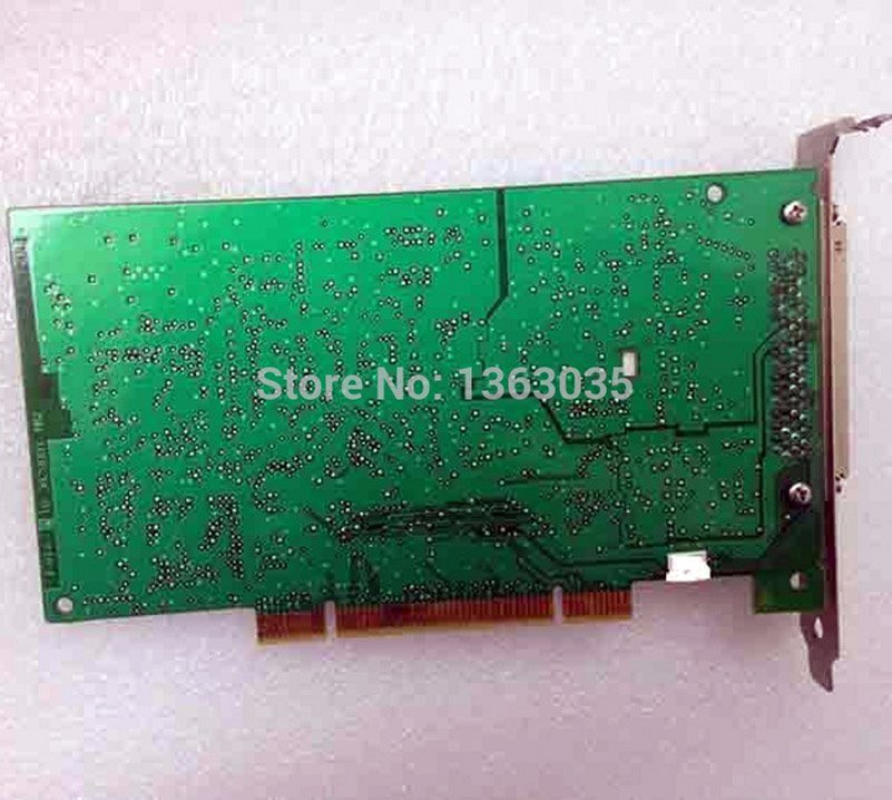 PCI-6013, 16-Bit Multifunction DAQ card