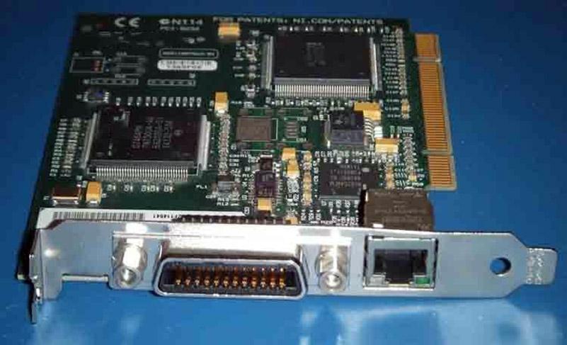 PCI-8232 778742-01 GPIB controller  gigabit ethernet