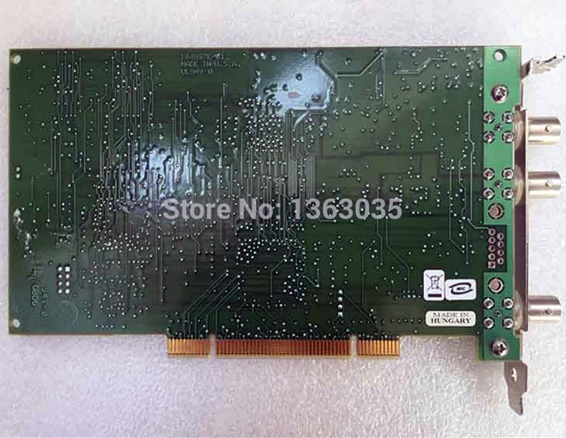 IMAQ PCI-1407 acquisition card used item