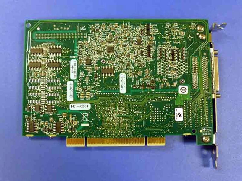 PCI-6281 DAQ card data acquisition card