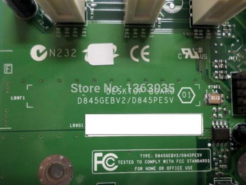 Desktop Board D845GEBV2 / D845PESV 845G 6 * PCI