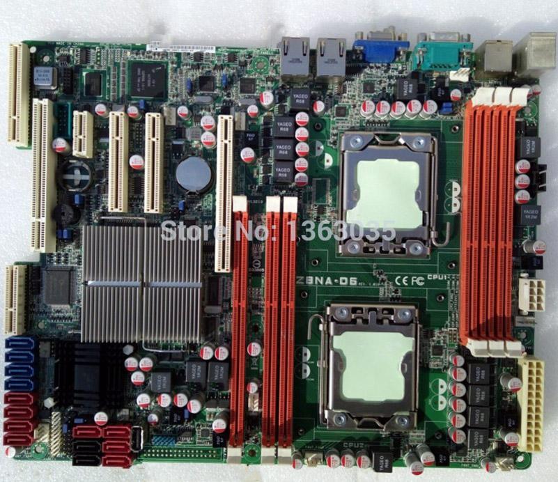 EMS- Z8NA-D6 server motherboard DDR3 LGA 1366