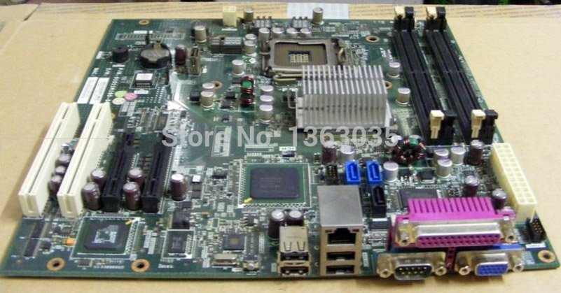 46C1232 server motherboard for X3100 system board LGA775