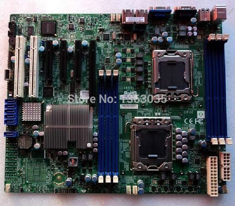 X8DTL-i Server Motherboard LGA 1366