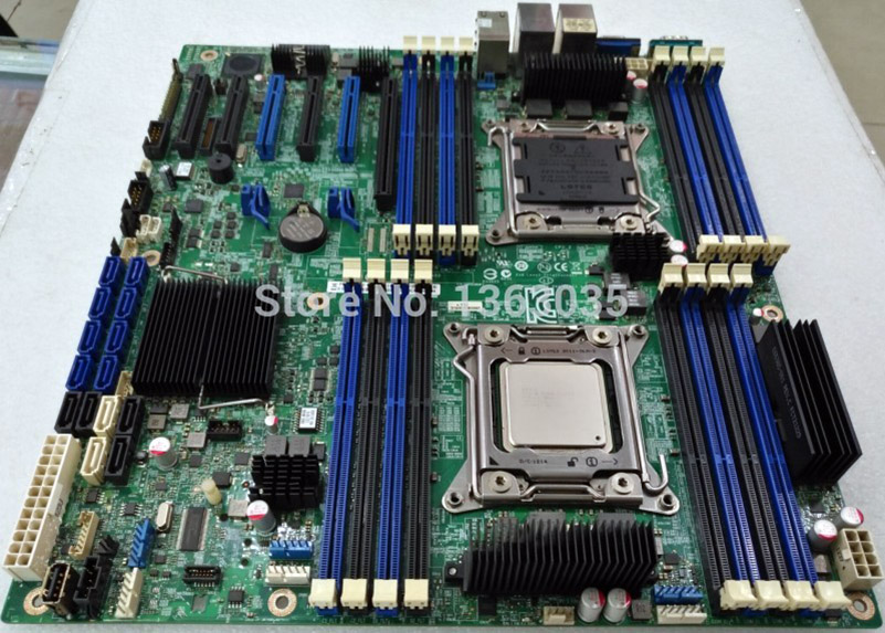 S2600CP4 X79 server motherboard LGA 2011