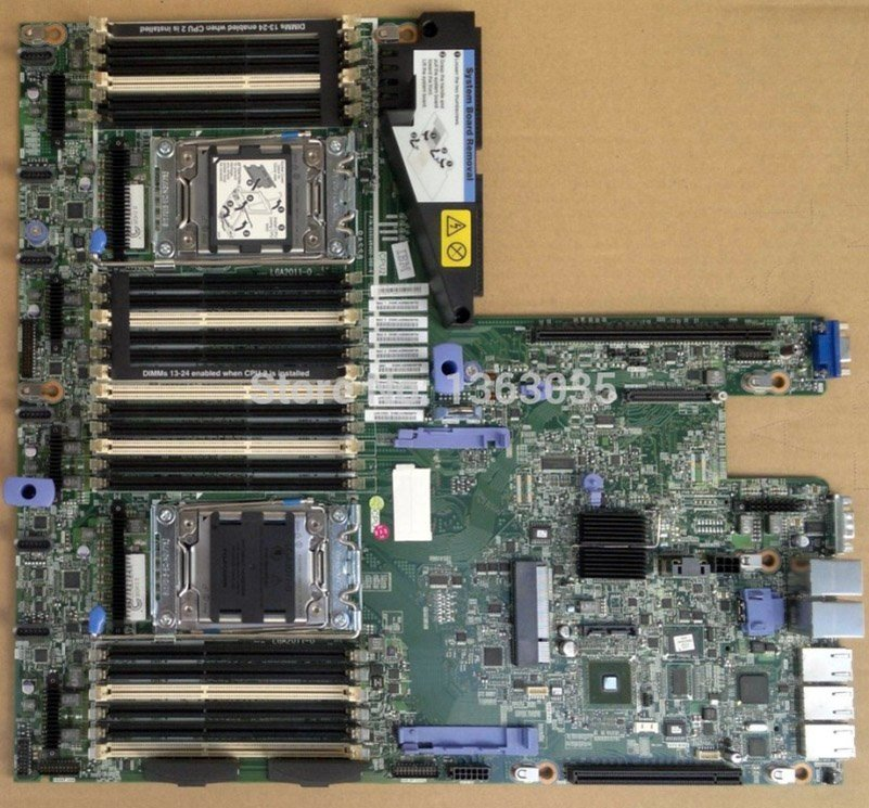 00Y8375 server motherboard for X3550 M4