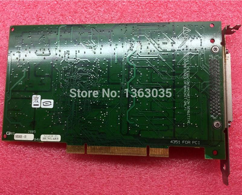 PCI-4351 DAQ Card for NI 4351 FOR PCI