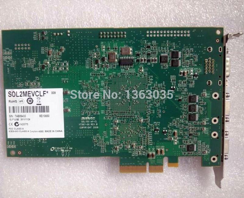 SOL2MEVCLF Y7367-00 DAQ Card